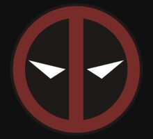 Deadpool Logo Sharp by Seacow