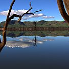 Lake Hume 5 by John Vandeven