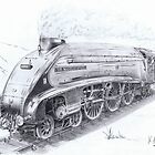 Sir Nigel Gresley by kwin