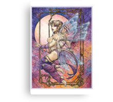Tailed Pixie Canvas Print
