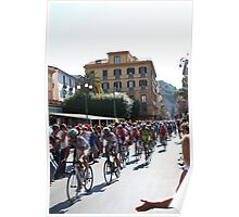 Giro de Italia Poster