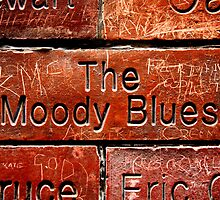 Moody blues by Paul Reay