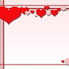 Love Card or Background by regidesigns