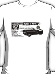 Forget the Hybrids... Go the Eshelman! T-Shirt