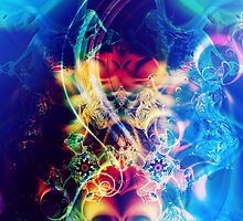 The Crown {Chakra of Consciousness} by Jelena Mrkich