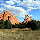 In the Garden of the Gods by Graeme  Hyde
