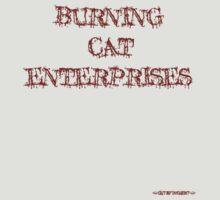 Burning Cat Enterprises by James Harrison