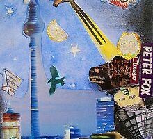 Berlin Night by Brita Lee