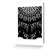 Decorative Canopy Greeting Card