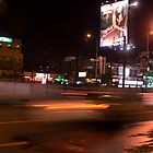 Manila by night by Lawrence Crisostomo