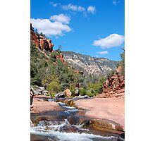 Oak Creek Photographic Print