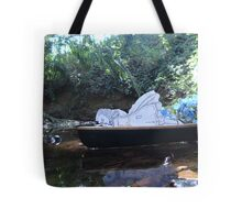 Alice is Dreaming Tote Bag