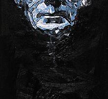Samuel Beckett by Damianart