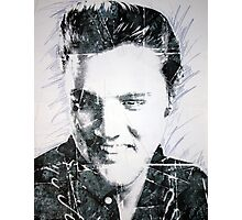 Elvis Photographic Print