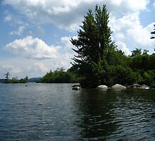 "Squam Lake, NH = ""On Golden Pond"" !!!  (movie location!) by maxy"