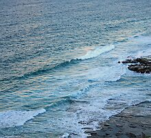 Winter Seascape by reflector