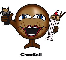 Choc Ball by brendonm