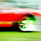 GT40 - a blur by JimFilmer
