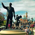 Happiest Place on Earth  by Julie Moore