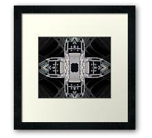 Aviabstract Pod Framed Print