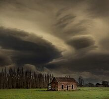 Just Before Greytown by Peter Kurdulija