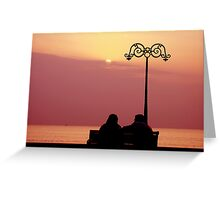 To Love, While the flame is strong....... Greeting Card