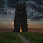 Glastonbury Tor by sharpeimages