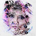 Woman begins by... by Elena Savitskaya
