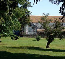 The barn by joannadehart