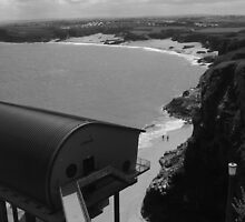 Padstow Lifeboat station by calkarima