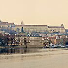 Prague Bridge 1 by lisacred