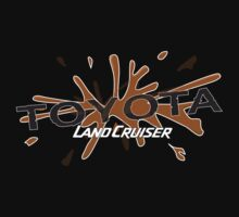 Toyota Land Cruiser T-Shirt
