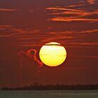Sumatran Sunset by Rebecca Conroy