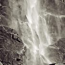 Bridalveil Falls by Leroy Laverman