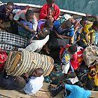 Boat full by Rebecca Conroy