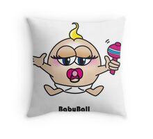 Baby Ball Throw Pillow