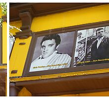 Sun Records - Nashville TN by Barry W  King