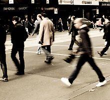 City Walk by Megs D