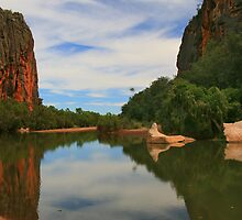 Windjana by David  Hibberd