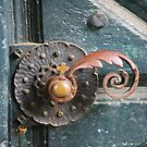 Old Church Door by Rowan  Lewgalon