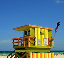Colors Of Miami Beach ~ Part Two by artisandelimage