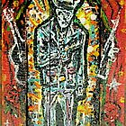 """CHALINO'S DEAD"" by johnny hancen"