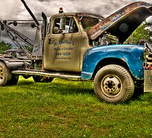 McDuffee's Tow Truck by Bill Manocchio