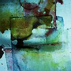 abstract watercolor #2 by Anthony DiMichele