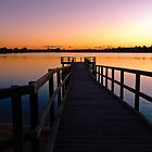 Canning River at Shelley by Karen Stackpole