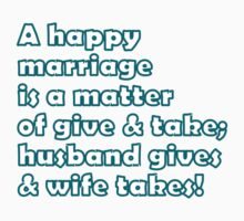 Happy marriage by Priyanka Nayak
