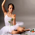 elegant ballerina by fotomagique