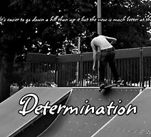 Determination by Greeting Cards by Tracy DeVore