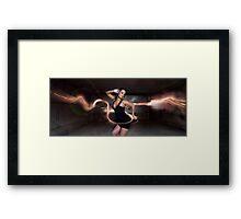 Lightstream Framed Print