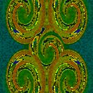 Celtic Swirls by Orla Cahill